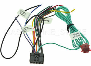 pioneer wiring remote one humbucker pickup diagram avic d3 tv igesetze de wire harness for avicd3 pay today ships ebay rh com cables