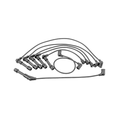 Ignition Spark Plug Wire Cable Set For 83-89 Nissan 300ZX