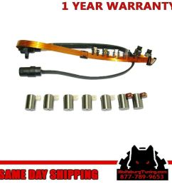 vw 4 speed automatic transmission solenoid harness kit [ 1024 x 1024 Pixel ]