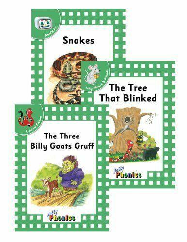 Jolly Phonics Readers Level 3 Complete Set Paperback – October 15 2013 for sale online | eBay