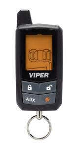 viper 5305v car alarm garmin transducer wiring diagram 2 way lcd ebay