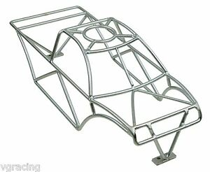 Traxxas® Stampede VG Bead Blasted Chrome Roll Cage VXL XL