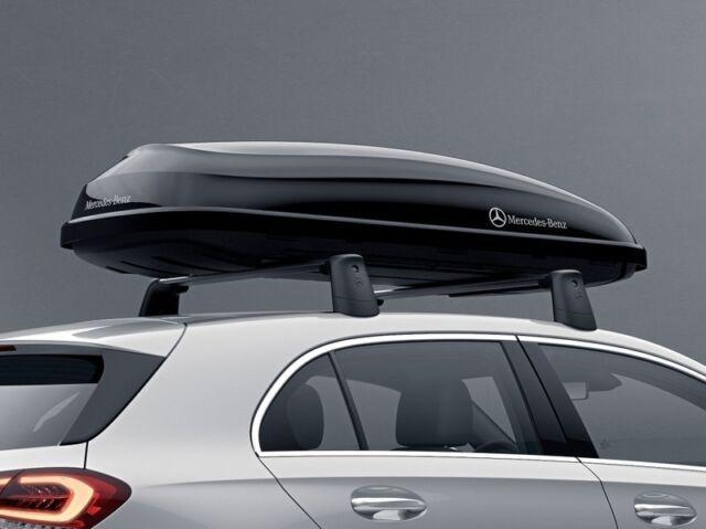 genuine mercedes benz a class w177 hatchback roof bars rack a1778900500