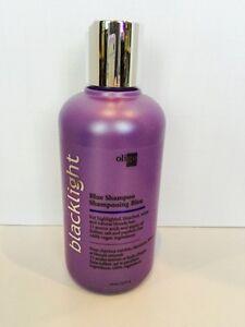 oligo blacklight blue shampoo for blonde hair 8 5oz ebay