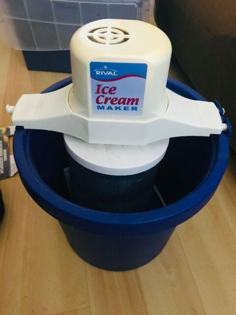 Rival 8550 Electric Ice Cream Maker Lid
