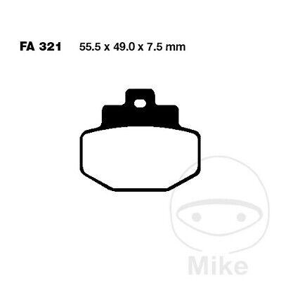 EBC SFA Rear Brake Pads SFA321 Piaggio Super Hexagon 180
