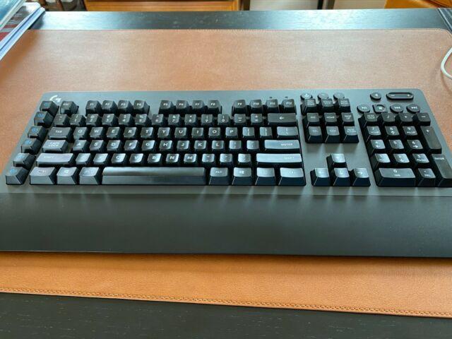 Logitech G613 Lightspeed Wireless Mechanical Gaming Keyboard 920-008386 | eBay