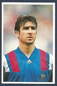 Eric daniel pierre cantona (french pronunciation: A Question Of Sport 1994 France Manchester United Eric Cantona Very Rare Ebay