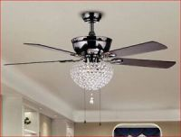 Ceiling Fan with Lights 52 Inch For Master Bedroom With ...