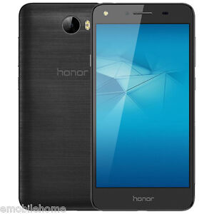 "5.0"" HUAWEI Honor 5 4G Smartphone Android Quad Core 1.3GHz 2G+16G BT GPS WIFI"