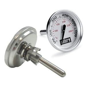 details sur weber grill thermometre remplace 7581 authentique afficher le titre d origine