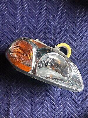 Honda Civic Headlights - Civic Headlight... - PartsGeek.com