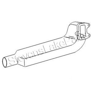 533446M2-New-Massey-Ferguson-Vertical-Exhaust-Elbow-50C