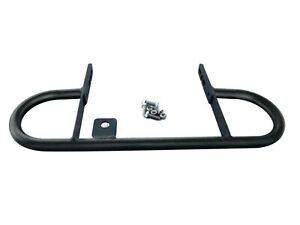 Rear Grab Bar Bumper Wide Bracket Black Polaris Predator