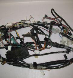 oem 1998 1999 isuzu trooper acura slx rear body wiring harness torque on demand  [ 1600 x 1200 Pixel ]