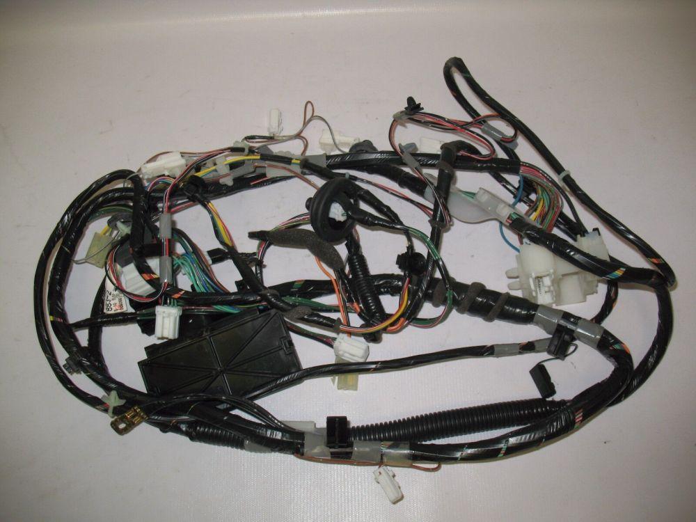 medium resolution of oem 1998 1999 isuzu trooper acura slx rear body wiring harness torque on demand