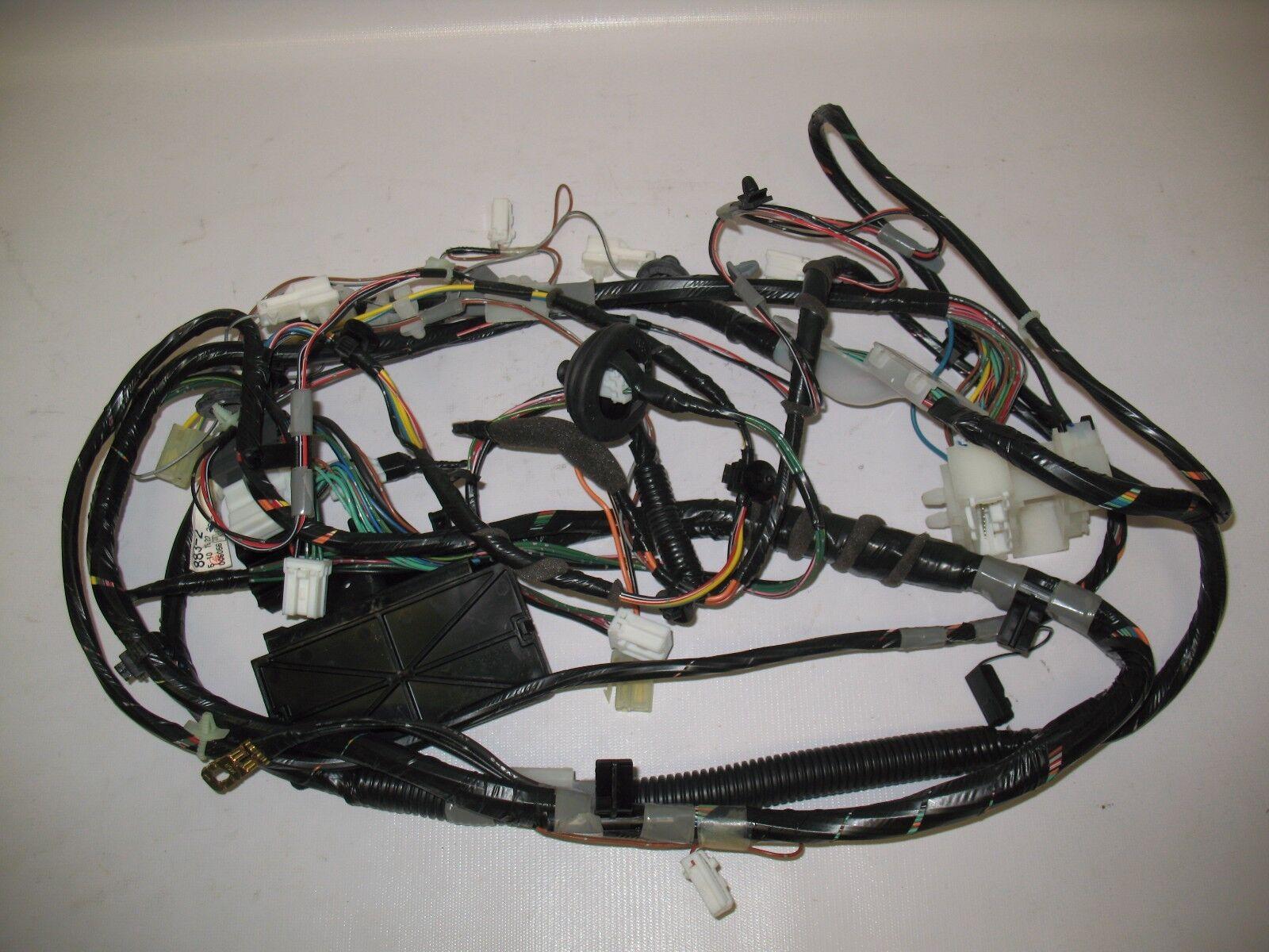hight resolution of oem 1998 1999 isuzu trooper acura slx rear body wiring harness torque on demand