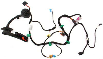 Driver Front Door Wiring Harness 11-18 VW Jetta Sedan MK6