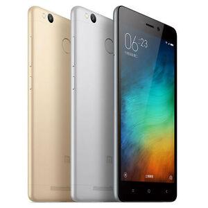 Xiaomi Redmi 3S Pro Prime Redmi3s 4G FDD 5.0 Inch Snapdragon 430 Fingerprint ID