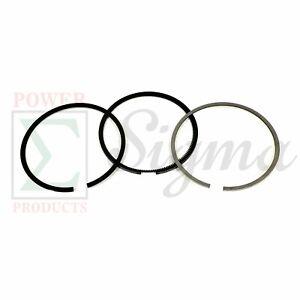 3 PCS Piston Ring For China 178F Diesel Engine & Yanmar