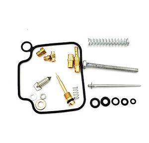 Carburetor Rebuild Kit Repair For Honda TRX350 Rancher 350