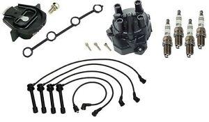 Spark Plug Wire Set Ignition Kit Bosch YEC for Nissan