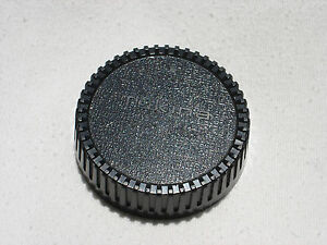 Genuine TOKINA fit NIKON rear lens cap for NIKON mount