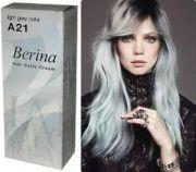 berina a21 light grey silver permanent