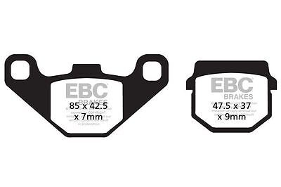 FIT TGB 250 Blade/Congo ATV 06>07 EBC Sintered Pad Set
