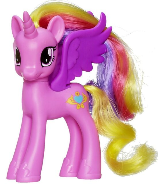 My Little Pony Princess Cadance 4 Inch Collectible Figure Loose For Sale Online