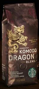 Komodo Dragon Coffee : komodo, dragon, coffee, Starbucks, Japan〉KOMODO, DRAGON, BLEND, Whole, Coffee, 8.8oz