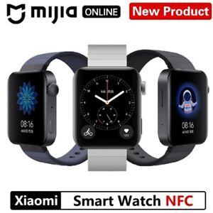 NEW Xiaomi MI Watch GPS NFC Bluetooth Heart Rate Monitor Tracker Smartwatch