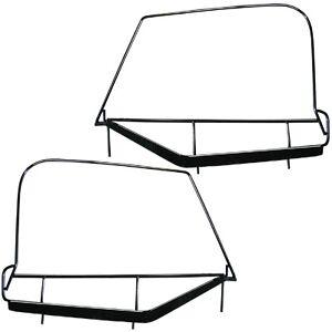 1997-2006 Jeep Wrangler Soft Top Steel Upper Door Frames
