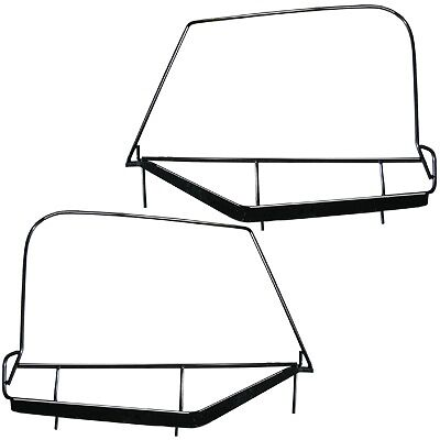 1997-2006 Jeep Wrangler Soft Top Steel Upper Door Frames