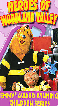 Bear In The Big Blue House Woodland Valley : house, woodland, valley, House, Heroes, Woodland, Valley, (VHS,, 2004), Online