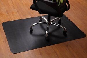 office chair mat for hardwood floors gold chiavari floor protector computer desk image is loading