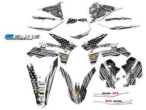 2011 2012 KIT KTM SXF SX-F 250 350 450 4-STROKE GRAPHICS