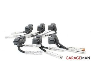 Mercedes CLS500 ML500 S430 Ignition Coil Pack Set of 6 pc