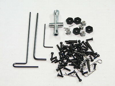 NEW TRAXXAS 1/16 E-REVO Screws & Tools /Hex Nuts SLASH VXL