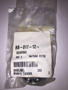 Details About Hobart Bb 017 12 Ball Bearing Genuine Oem Parts