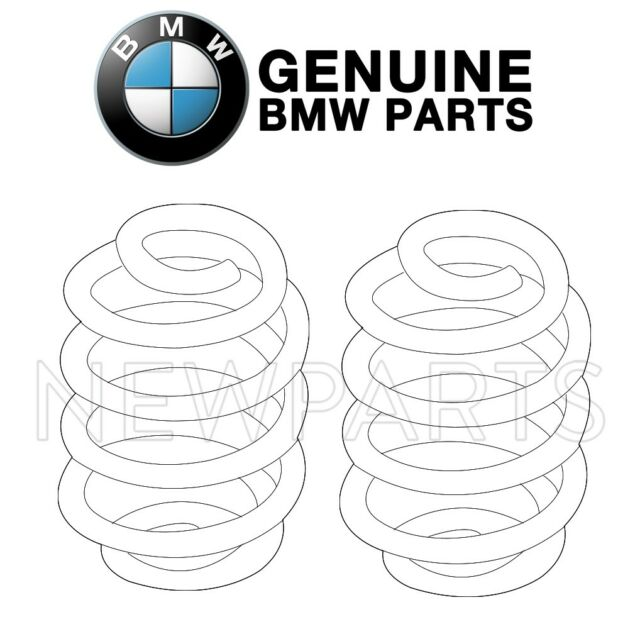 NEW For BMW E46 330xi 330i 325i Pair Set of Left and Right