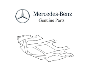 For Mercedes A209 CLK 320 500 550 Rear Cover Paneling