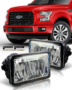 2015 F150 Fog Light Bulb Size : light, Bumper, Replacement, Light, Housing, Assembly
