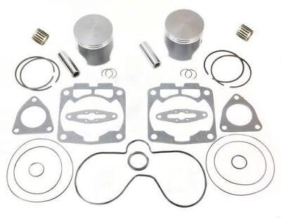 Polaris 700 RMK Top End Rebuild Kit Pistons Bearings