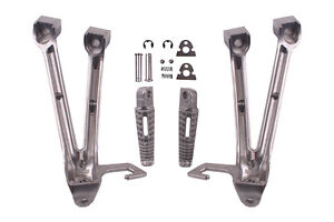 Rear Footrest Foot Pegs For Suzuki GSXR GSX-R 600 750 2006