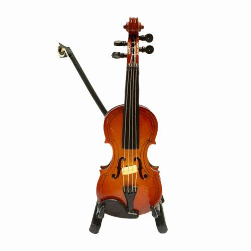 spielzeug sonstige 1 12 mini instrument de musique violon en bois avec casque pour maison de softland la