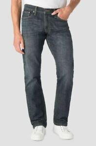 Levis Denizen 218 Straight Fit : levis, denizen, straight, DENIZEN®, Levi's®, Men's, Straight, Jeans, Grizzly