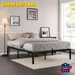 Metal Twin Bed Frame And Mattress For Sale Online Ebay