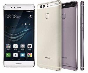 """Huawei P9 Plus 64GB Dual VIE-L29 (FACTORY UNLOCKED) 5.5"""" HD - White/Grey/Gol"""