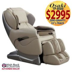 Osaki Massage Chair Dealers Heavy Duty Outdoor Chairs Tp 8500 Space Saver W Foot Rollers Heat Image Is Loading